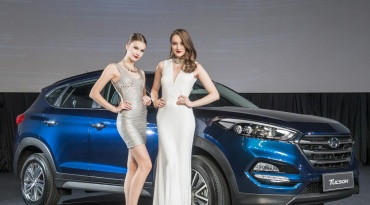 強勢登台 HYUNDAI All New Tucson | 上市發