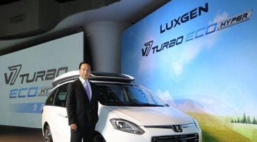 休旅福祉車 Luxgen V7 Turbo Eco Hyper 新