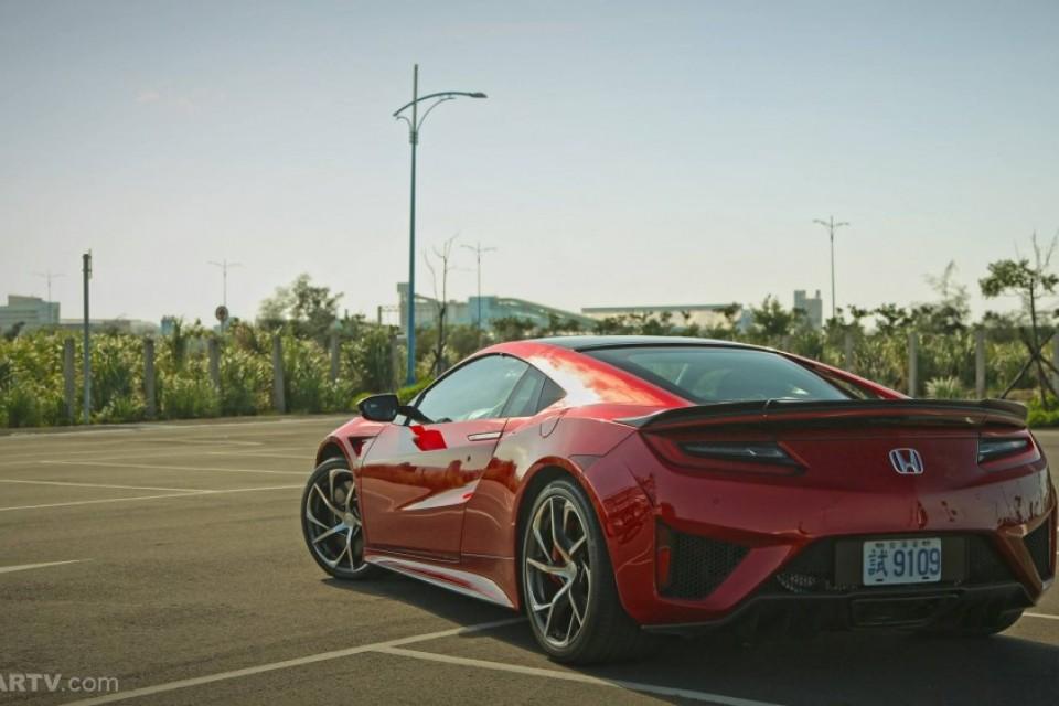 [圖集]  Honda NSX | 新車試駕