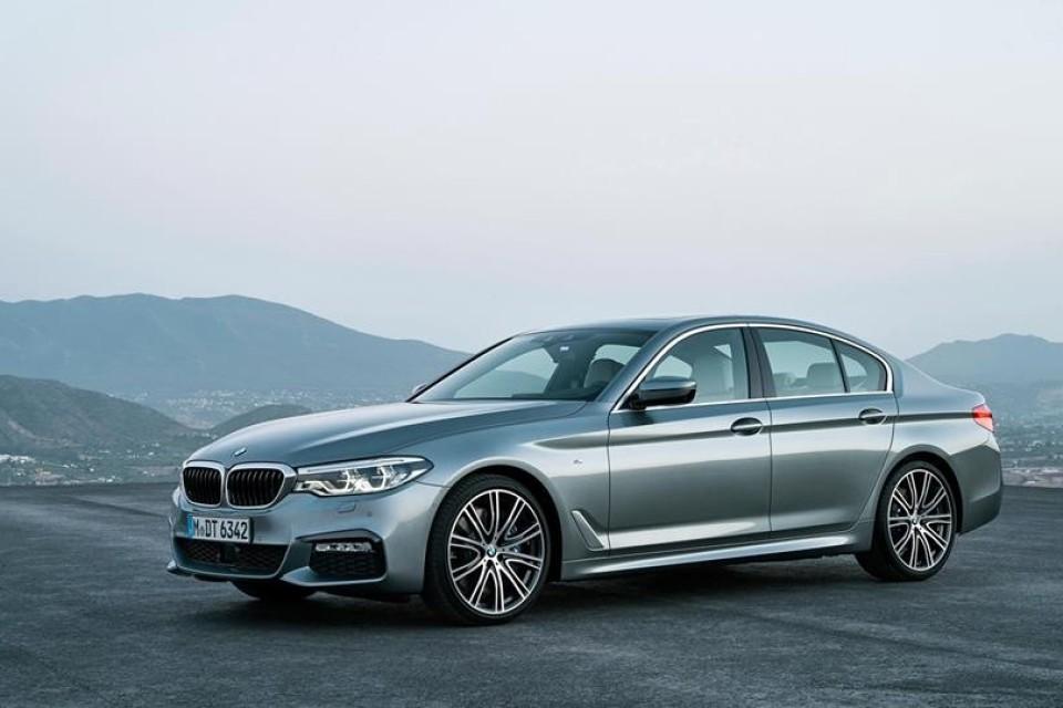 BMW全新5系列正式亮相 動力科技一次補齊