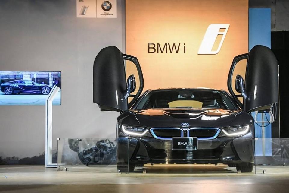 BMW i與2016臺北世界設計之都共同呈現「國際設計大展」