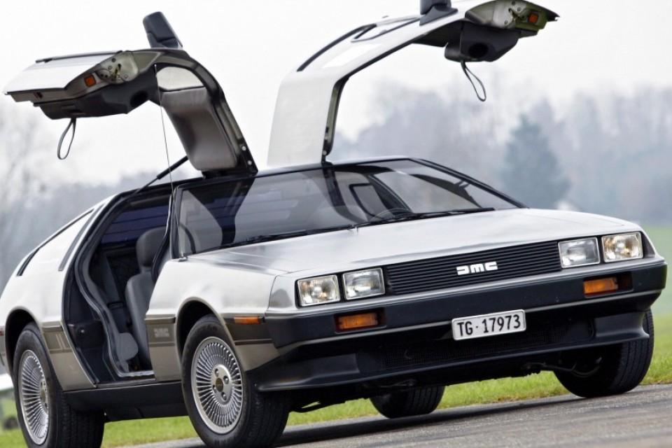 停產33年後重生 時光車DeLorean即日起接受預訂
