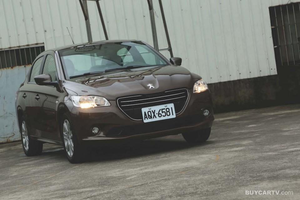 [圖集] Peugeot 301 | 新車試駕