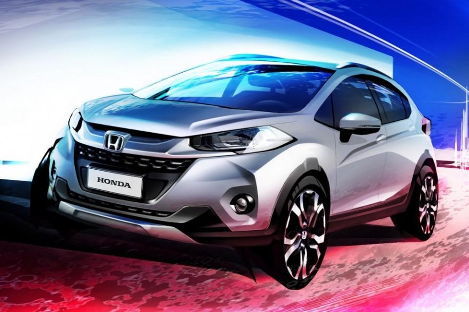 Honda全新WR-V車系 將鎖定南美市場