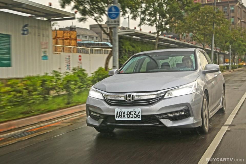 長青車系 邁向綠能新紀元 Honda Accord Hybrid