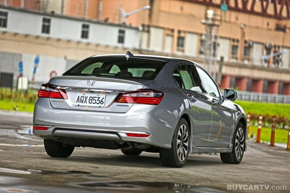 [圖集] Honda Accord Hybrid | 新車試駕
