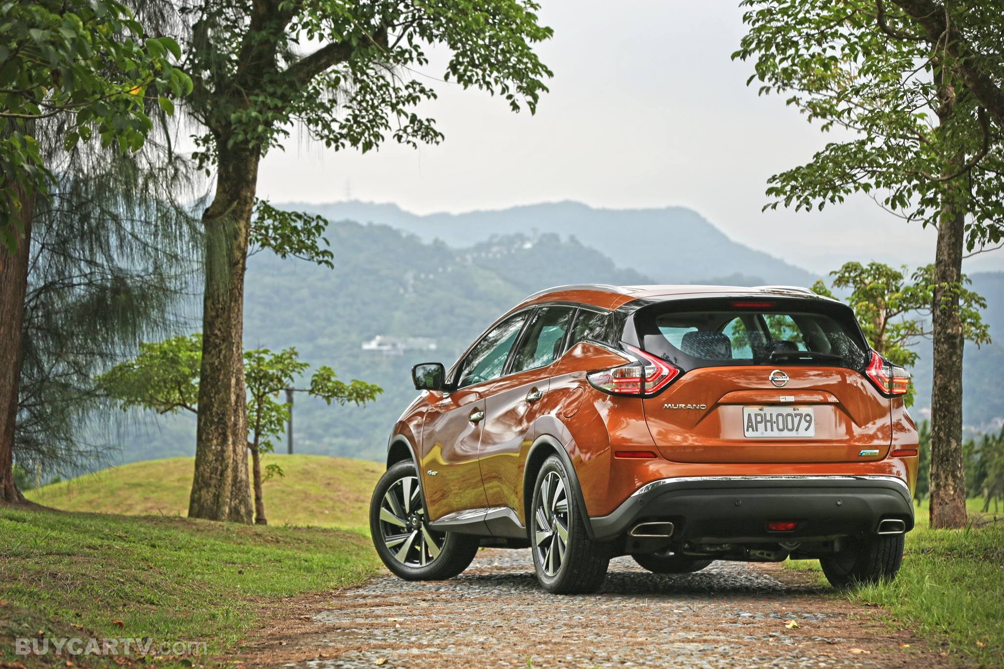 [圖集] Nissan Murano Hybrid 新車試駕
