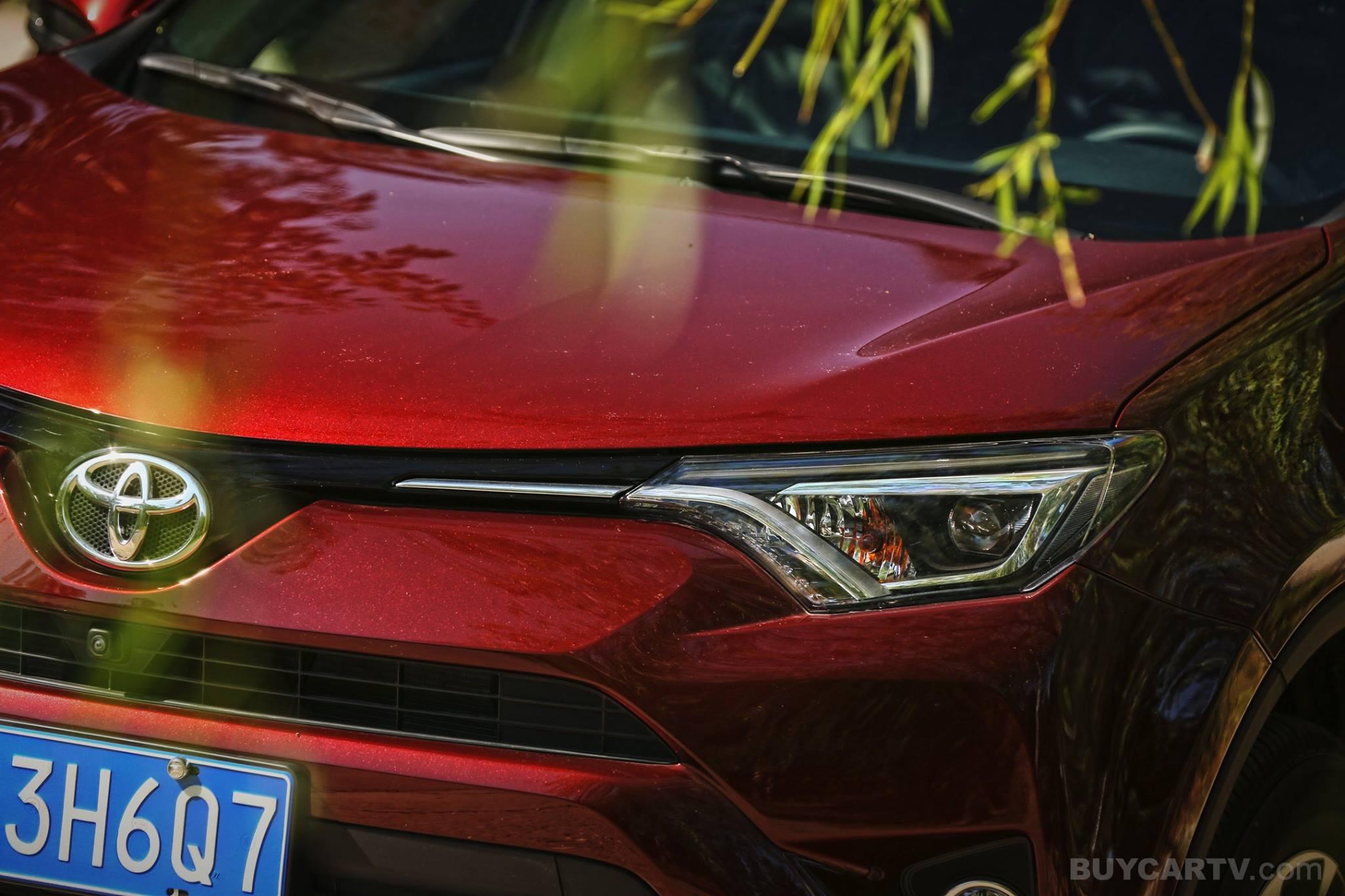 [圖集] Toyota RAV4 2.5L AWD | 大陸試駕